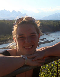 Courtney Scerbak, University of Alaska, Fairbanks Grad Student