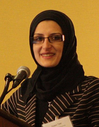 Faten Taki, East Carolina University Grad Student
