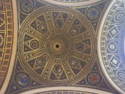 Dome of the Great Hall at the National Academies of Science.  Learn more about its significance  Image Credit: Chloe Poston