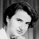 Rosalind Franklin. Photo courtesy of Cold Spring Harbor Laboratory Archives