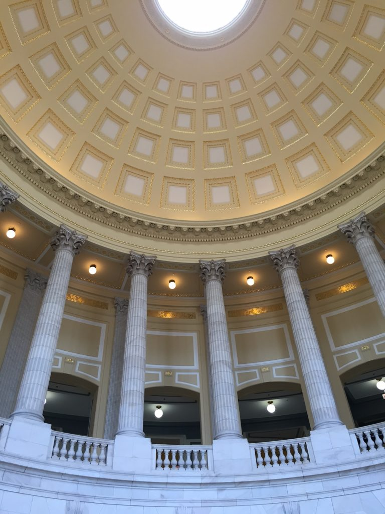 Cannon Rotunda