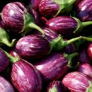 Eggplant, by Flickr user liz west. Used under a CC BY-2.0 License.