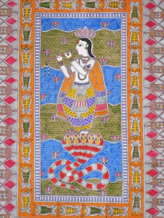 Kalinga Mardana by Shruthi Vembar.