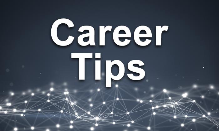 career tips logo