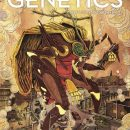 The February 2017 cover of GENETICS.
