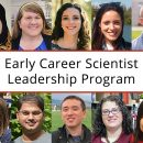 Photo of Early Career Scientist leaders