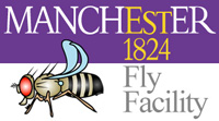 Logo for Manchester Fly Facility