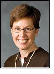 Headshot of Pam Geyer