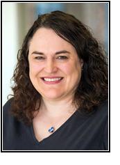 Headshot of Rebecca Burden