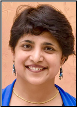 Headshot of Swathi Arur