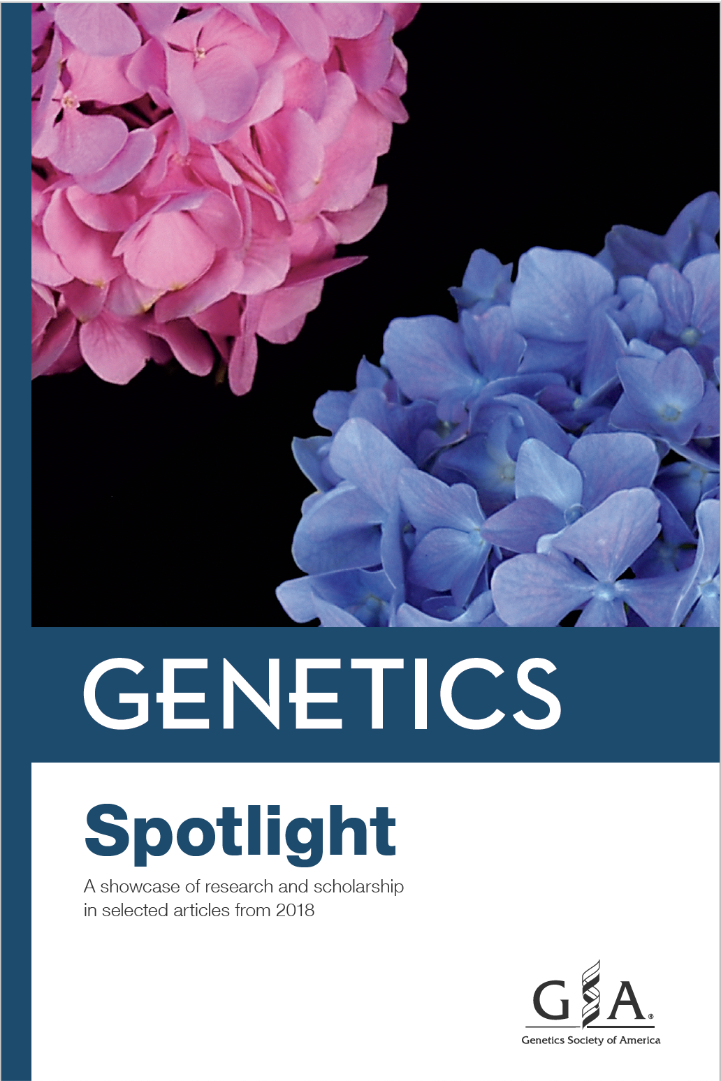 GENETICS 2018 Spotlight cover