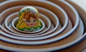 Image: Russian nesting dolls. Credit: James Lee via Flickr; CC BY 2.0.