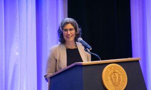 Mary Ellen Lane speaking