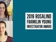 2019 Rosalind Franklin Award