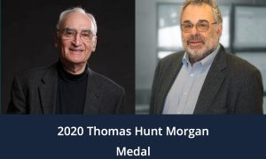 2020 Thomas Hunt Morgan Medall
