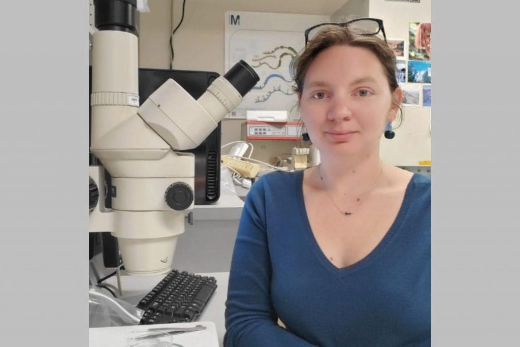 Early Career Scientist Leadership Spotlight — Marie Berenguer