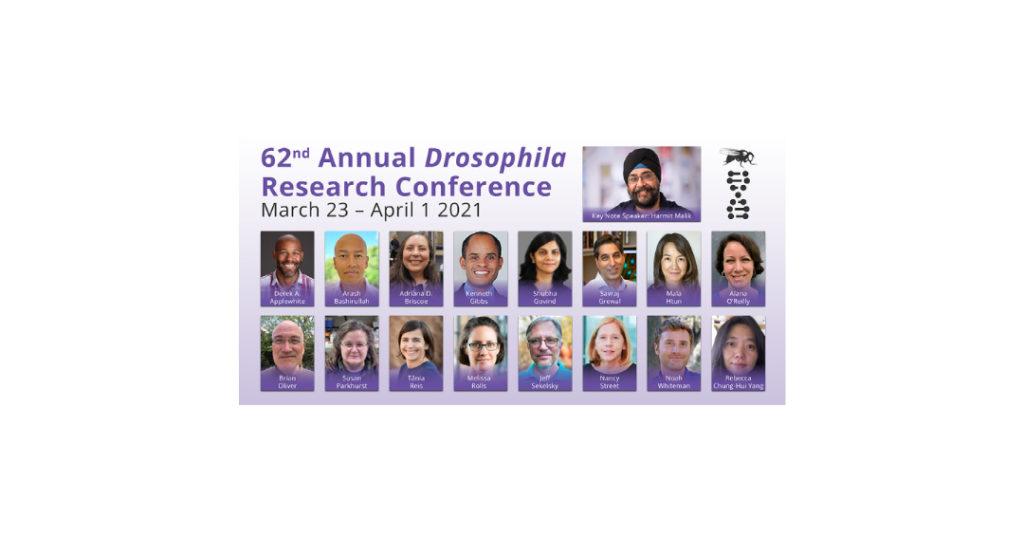 #Dros21 Invited Speakers