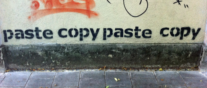 paste copy paste copy image